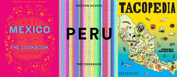 Phaedon Cookbooks. 50 Gifts for Foodies