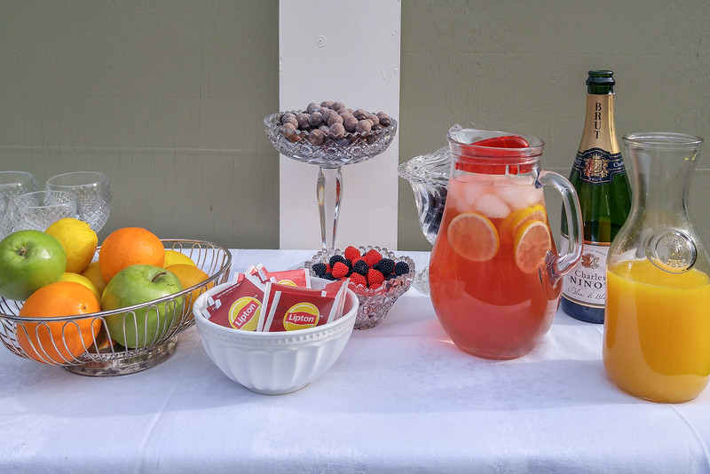 Tea and mimosas: Tips for hosting an English afternoon tea