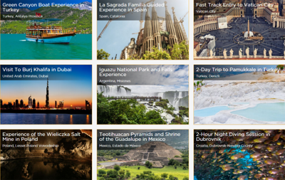 Tinggly: Gifting travel experiences | Gift ideas for travelers