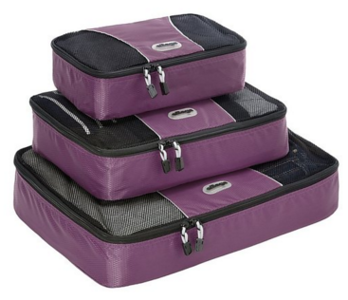 Ebags Packing Cubes | Best holiday gift ideas for travelers