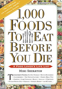 1000 Foods to Eat Before You Die: 50 Gift Ideas for Foodies