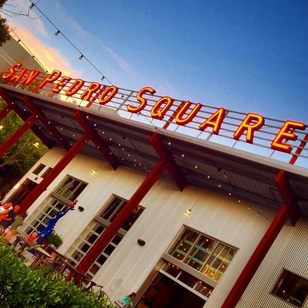 A visit to San Pedro Square Market in San Jose.