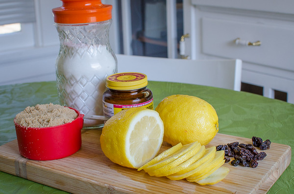 Sima ingredients: How to make Sima, Finnish Fermented Lemonade