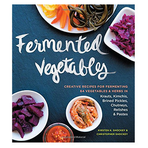 Fermented Vegetables. 50 Gifts for Food Lovers