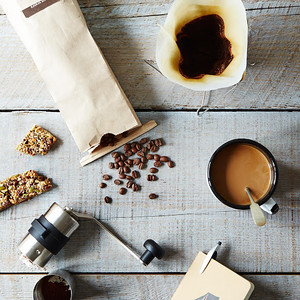Stumptown Voyager Coffee Set. 50 Gifts for Food Lovers