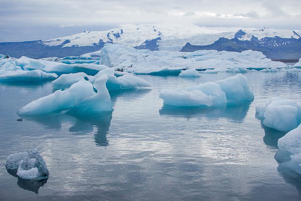 The Jökulsárlón glacial lagoon | Best of Iceland Nature