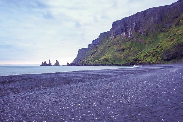 The Black Sand Beach near Vik, Iceland | Best of Iceland Nature