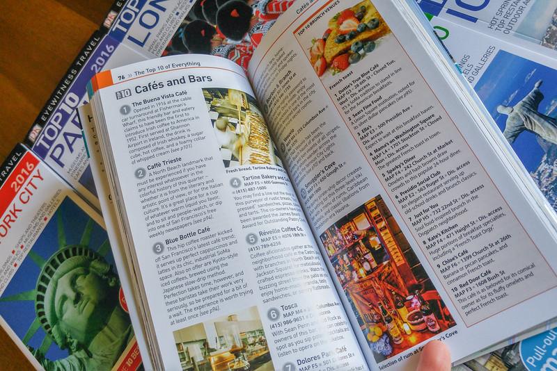 DK Eyewitness Top 10 Guide Giveaway!