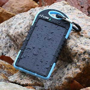 Clip On Solar Charger | Best Gifts for Travelers