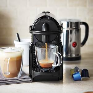 Nespresso with Milk Frother. 50 Gifts for Food Lovers