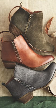 Lucky Women's Boots | Gift Ideas for Travelers