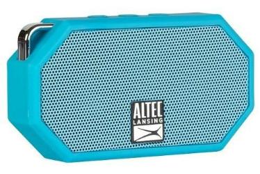 Waterproof Altec Lansing Bluetooth speaker | Best gifts for travelers
