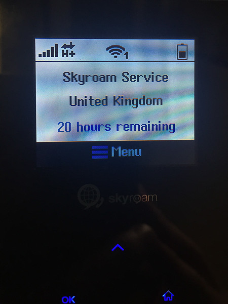 How to use Skyroam mobile hotspot