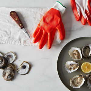 Oyster Shucking Kit. Gifts for Foodies