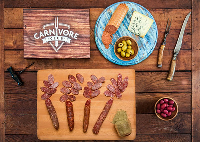 Gifts for foodies: A subscription to the Carnivore Club