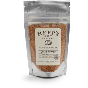 Ghost Pepper Sea Salt. Food Gift Ideas