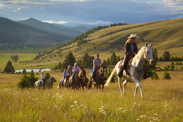 The Ranch at Rock Creek, Philipsburg, Montana